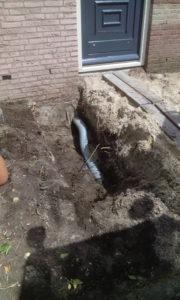 Huisaansluiting vernieuwen naar flexibele aansluiting door Berkeltuin.nl