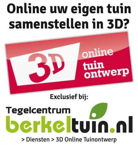 Tegelcentrum Berkeltuin.nl