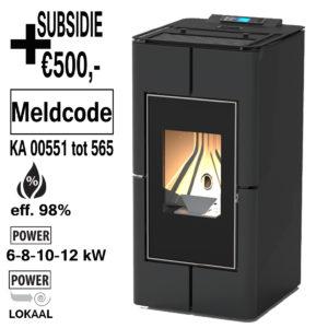 Subsidie Pelletkachels Zuid holland