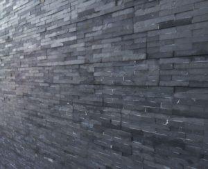 Natuursteen muurstrips Zoetermeer