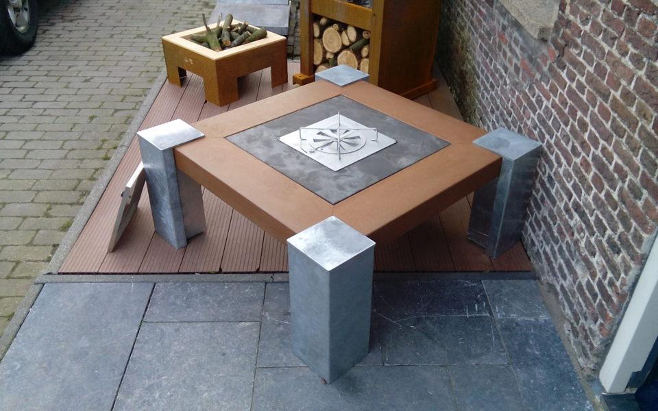 Loungetafel van Janco de Jong